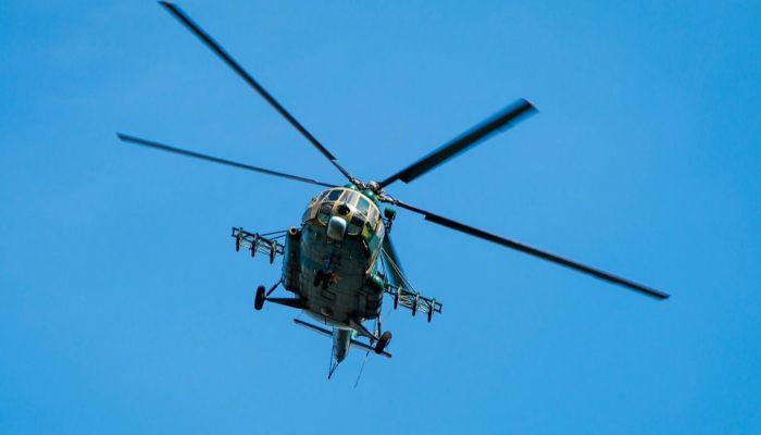 Крокодилы и Терминаторы будут летать в воздухе над горами Алтая