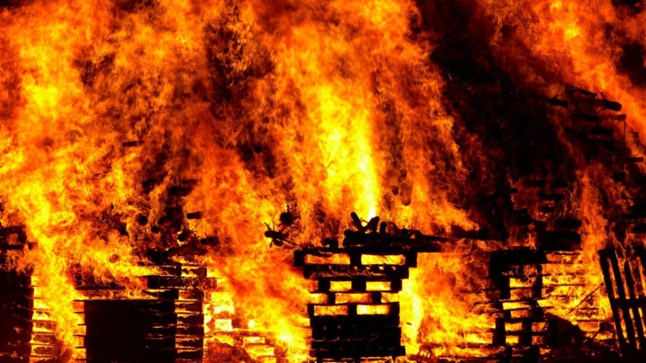 В три раза больше детей погибло при пожарах на Алтае в 2020-м, чем годом ранее