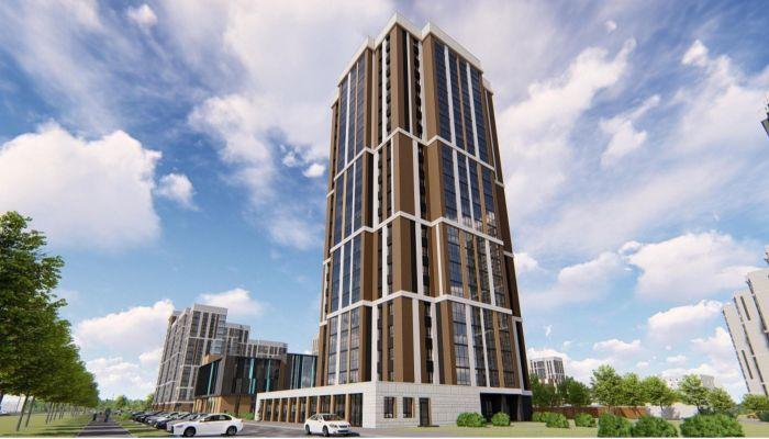 В Барнауле построят первый панельный небоскреб в 23 этажа