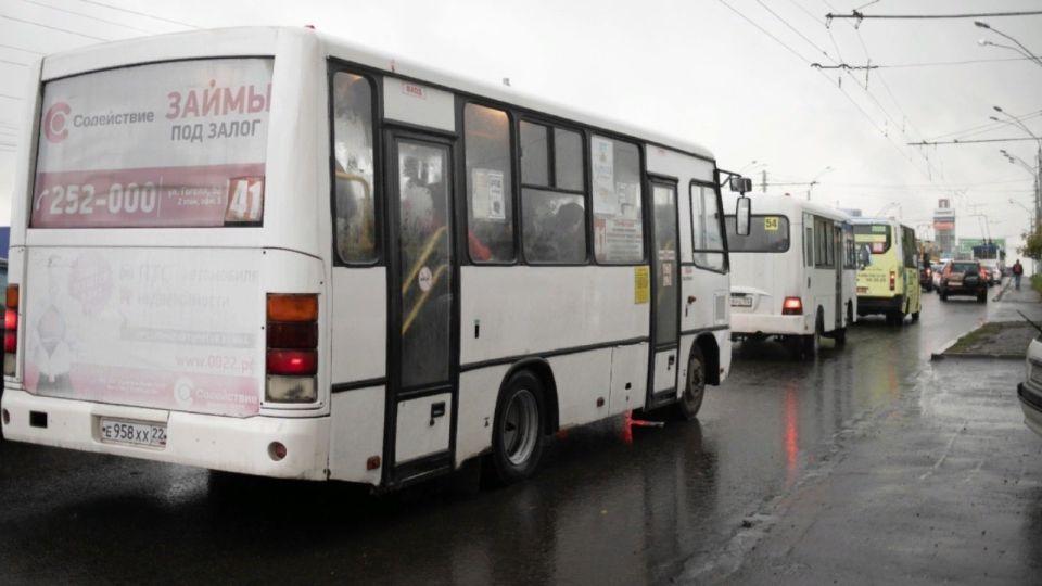 Пассажироперевозчики Барнаула просят мэрию срочно поднять цены на проезд