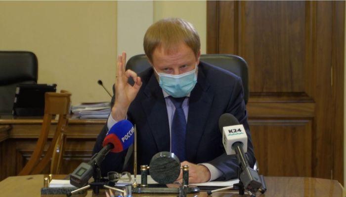 Больных может быть больше в разы: большое интервью Виктора Томенко