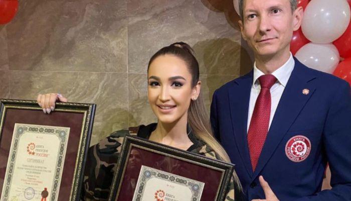 Бузова попала в Книгу рекордов за миллионы подписчиков в Instagram