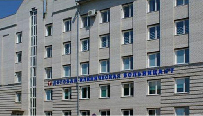 Завотделением детской больницы № 7 умер в ковидном госпитале