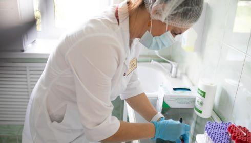 Две частные клиники Барнаула начали делать бесплатные тесты на коронавирус