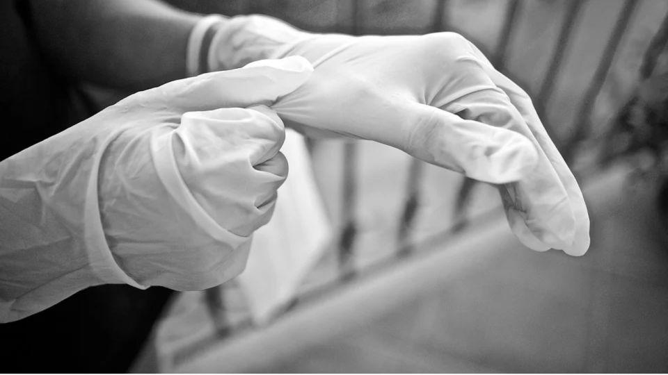 Средства защиты. Перчатки
