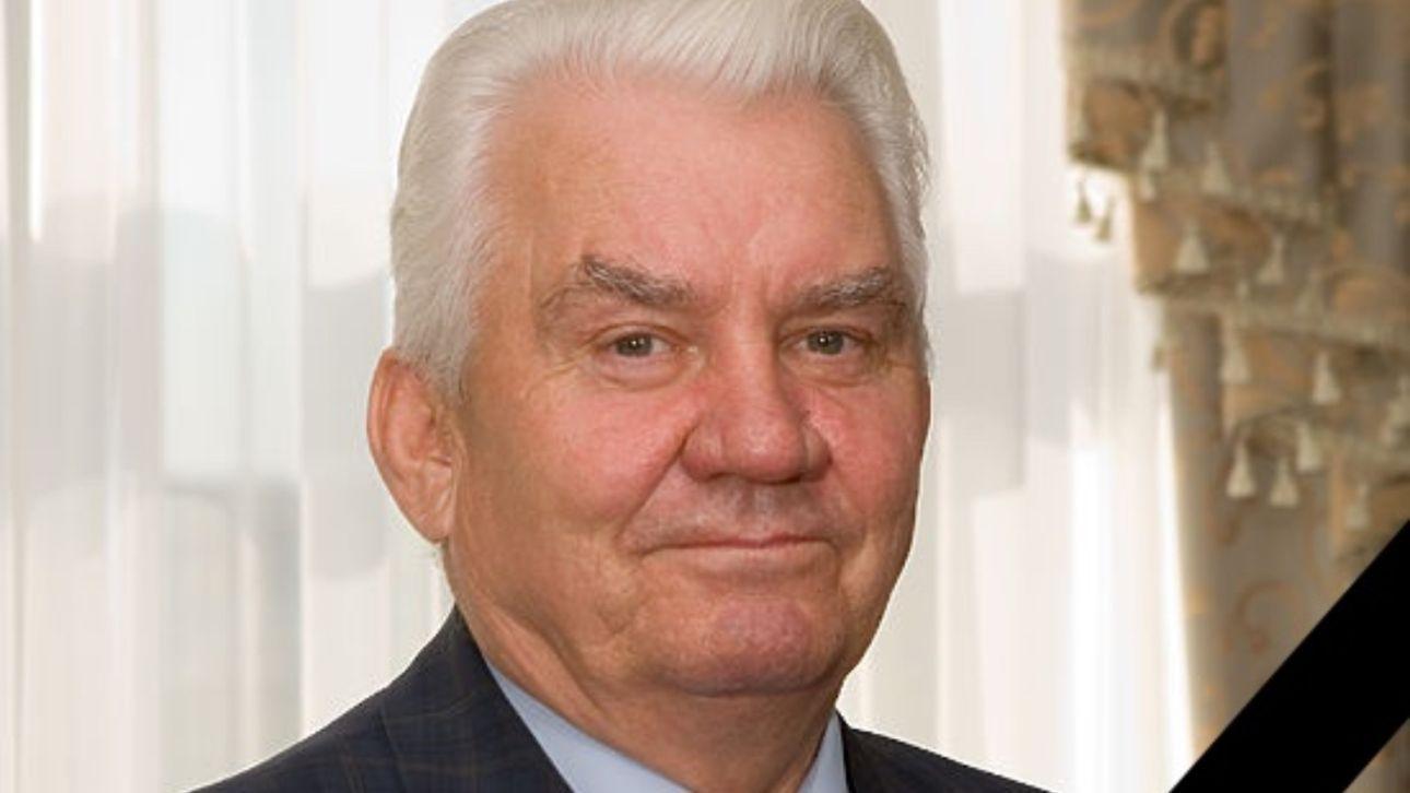 "Умер бывший гендиректор ""Кучуксульфата"" Владимир Нечепуренко"