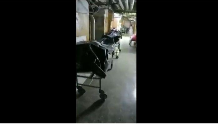 Алтайский минздрав объяснил видео с трупами в подвале больницы