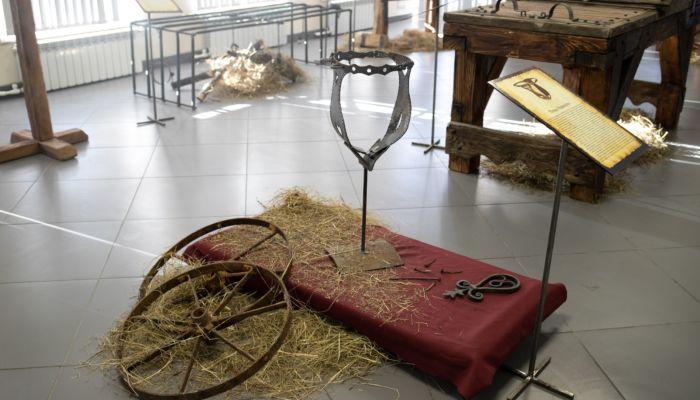 Барнаульцам предлагают примерить средневековые  орудия пыток