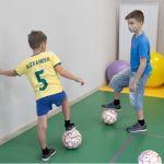 Мы сразу сюда: в Барнауле открылась футбольная секция для детей с ДЦП