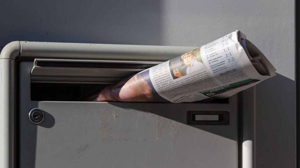Депутаты Госдумы хотят запретить распространять рекламу через почтовые ящики
