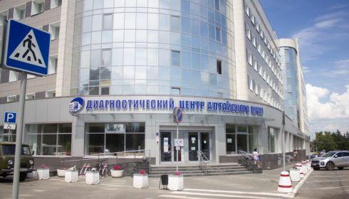 Диагностический центр в Барнауле будет делать еще больше тестов на COVID