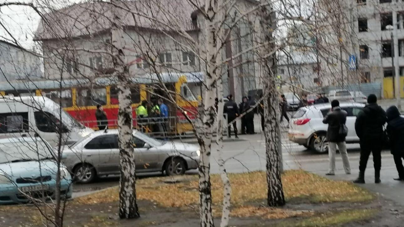 """Акция """"антимасочников"""" в барнаульском трамвае 26 октября была спланированной"""