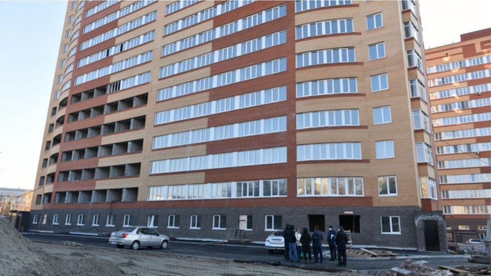Проблемным долгостроем в Барнауле заинтересовался следком