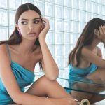 Актриса Эмили Ратаковски ждет первенца и снялась в фотосессии для Vogue