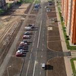 Жители барнаульских новостроек жалуются на нехватку парковок