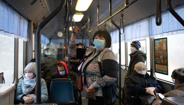 На нарушителей масочного режима в Барнауле составлено 248 протоколов
