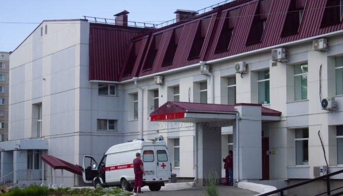 Число мест в ковидных госпиталях Алтайского края выросло в пять раз