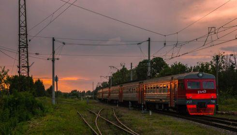 Расписание электричек изменится 4 и 5 ноября в Алтайском крае