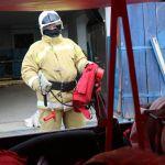 Пожарные-добровольцы на Алтае будут получать матподдержку и субсидии