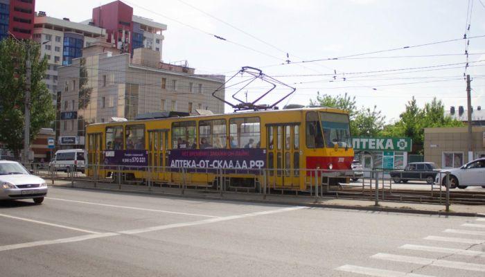 Маршруты трамваев изменились в Барнауле из-за отключения электроэнергии