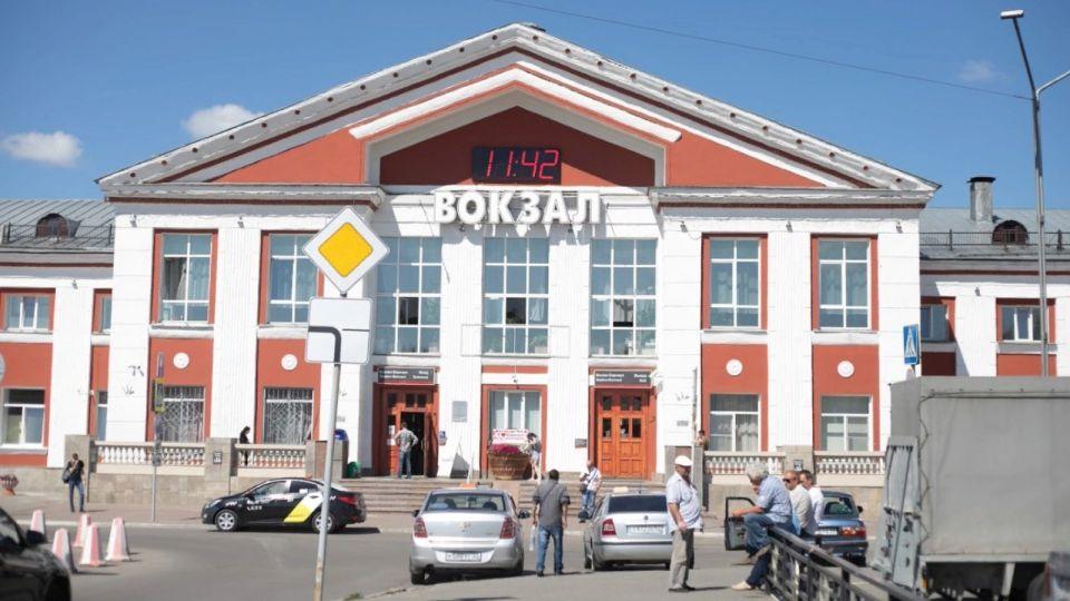 Алтайские вокзалы тщательно продезинфицировали от ковида