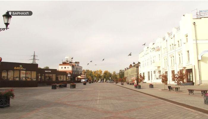 Еще одна пешеходная улица может появиться в Барнауле