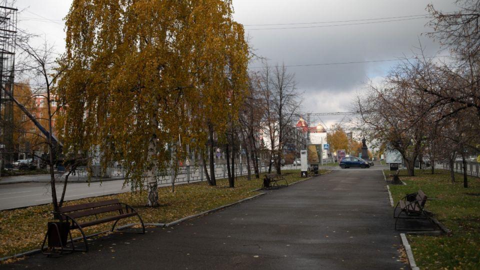 Мокрый снег по краю и до +6 градусов ожидается 31 октября на Алтае