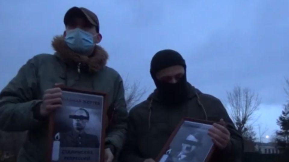 Барнаульские коммунисты сорвали акцию памяти жертв политических репрессий