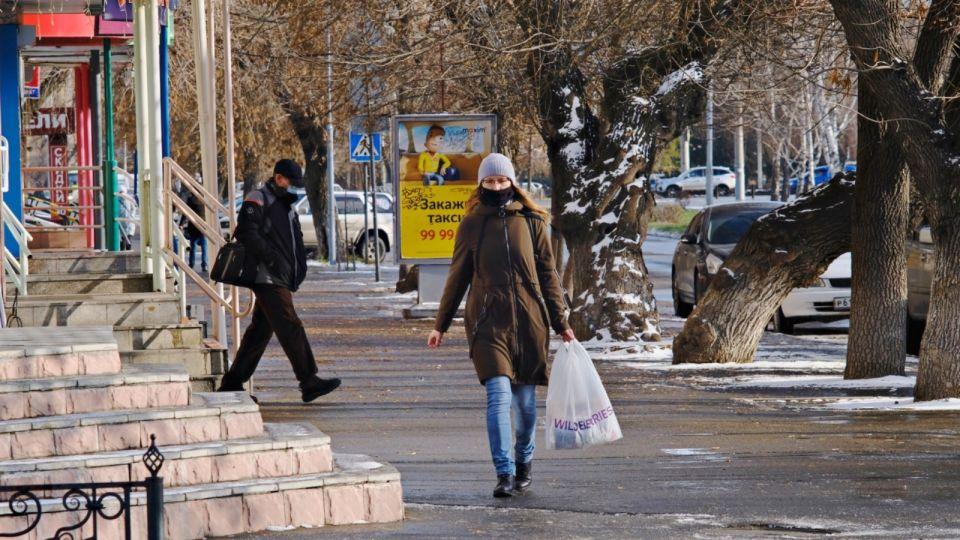 Пока ещё тепло: до +8 ожидается в Алтайском крае в первый день ноября