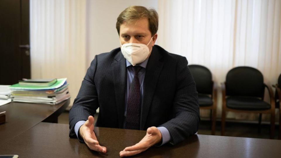 COVID подтвердился: Дмитрию Попову пришел положительный тест на коронавирус