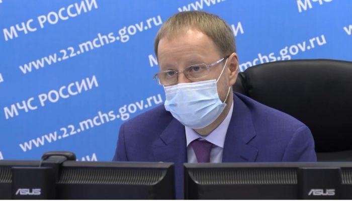 Специальный репортаж: что делают власти Алтайского края для борьбы с COVID-19