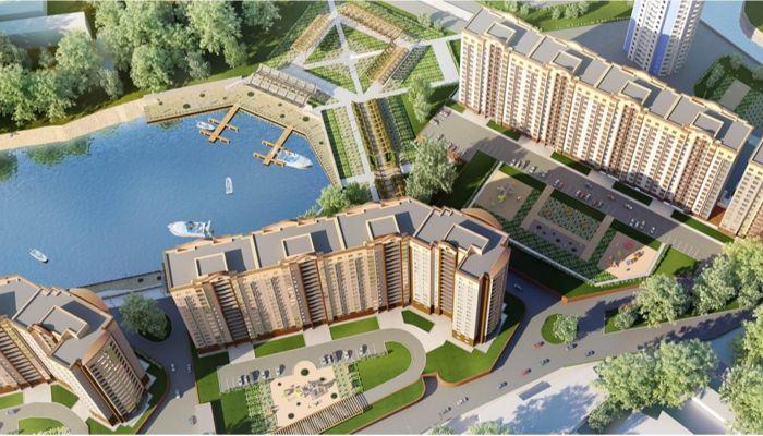 Юрий Гатилов достроит дом Сибирии у Оби рядом с исторической электростанцией