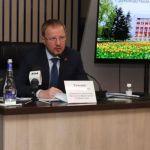 Виктор Томенко приехал в Бийск, где посетит местные больницы