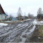 Алтайское село затопило из-за крупной коммунальной аварии