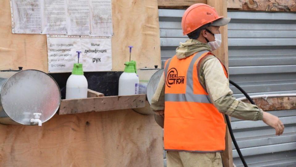 Детсад на 280 мест начали строить в поселке под Барнаулом