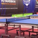 Настольный теннис начали возрождать в Алтайском крае