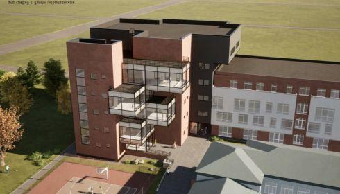 Президентской академии в Барнауле пристроят модерн-корпус для учебы по-новому