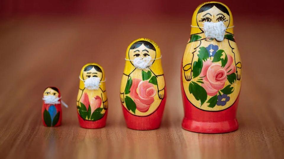 Число заболевших COVID россиян впервые преодолело отметку в 20 тысяч