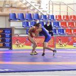 В Барнауле открыли юбилейный турнир по греко-римской борьбе