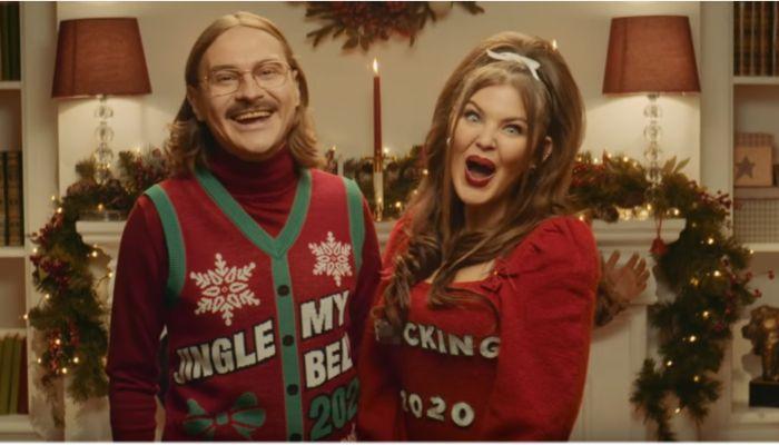 Новогодний клип LITTLE BIG за два часа набрал почти полмиллиона просмотров