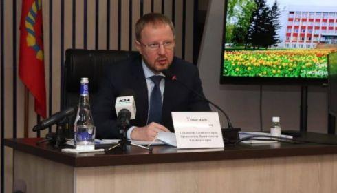 Томенко отреагировал на предложение уволить главу краевого Минздрава