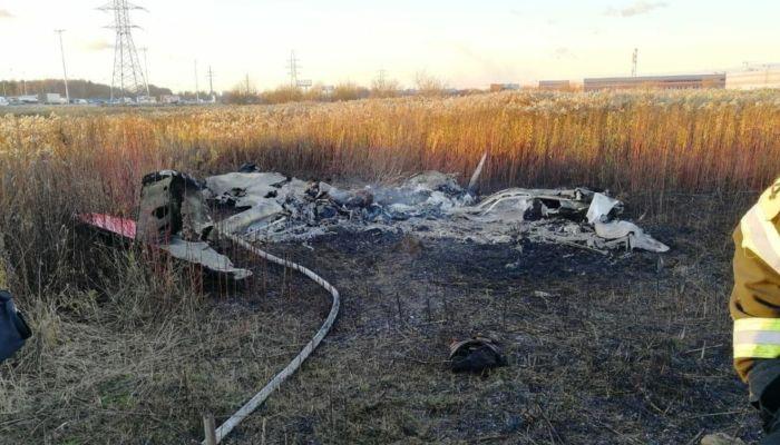 Ведущий НТВ и его жена погибли в авиакатастрофе в Подмосковье