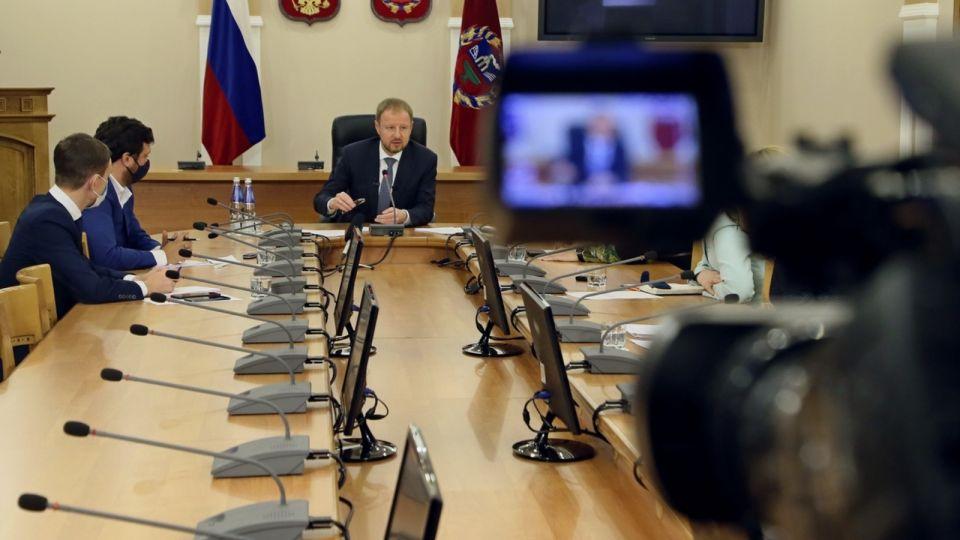 Локдаун – решение общенациональное: Виктор Томенко о борьбе с пандемией на Алтае