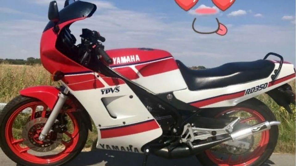"""""""Цена взята с небес"""": барнаулец продает мотоцикл за 5 млн рублей"""