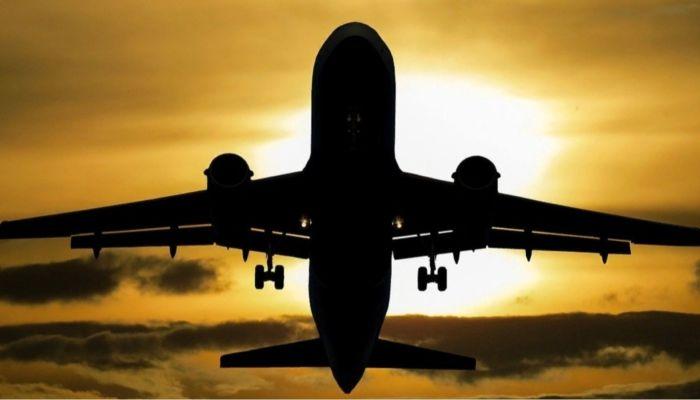 Казахстанский самолет во время полета столкнулся со стаей уток
