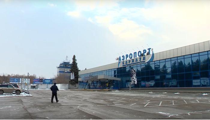 Севшие в Барнауле из-за инцидента с Ан-124 самолеты улетели в Новосибирск