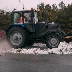 Барнаульцы могут следить за работой дорожной техники онлайн