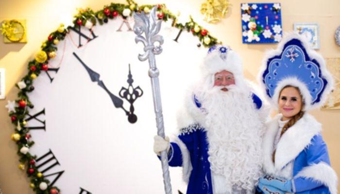 Открытие алтайской резиденции Деда Мороза состоится в Белокурихе 15 ноября