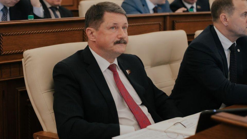 Губернатор Томенко официально предложил Осипова на пост бизнес-омбудсмена