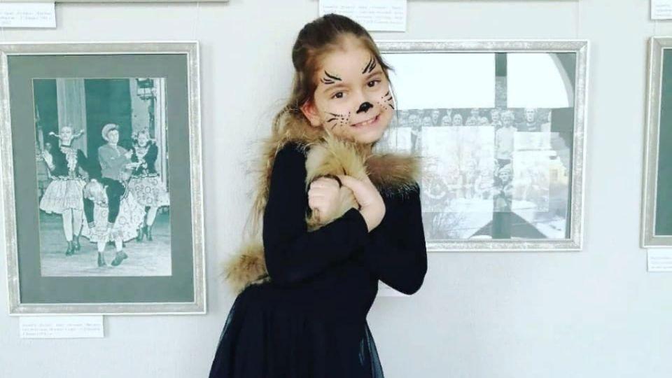 В Барнауле умерла от онкологии восьмилетняя Маша Грачева